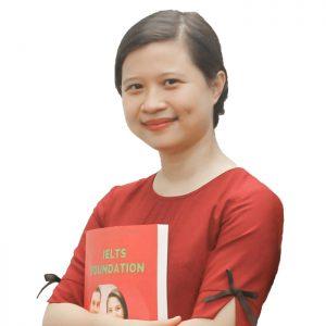 Trịnh Hoàng Mai Giáo viên Speaking