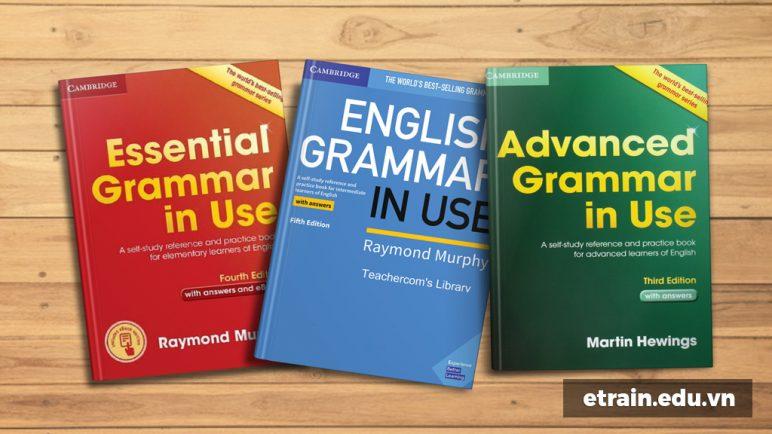 Trọn bộ tài liệu ENGLISH GRAMMAR IN USE