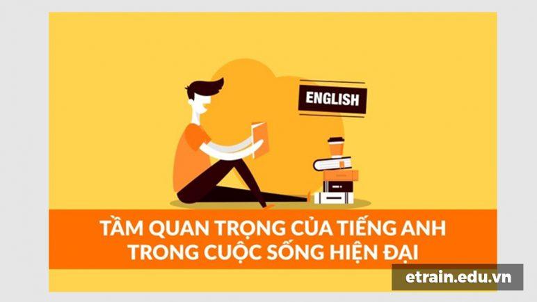 Tầm quan trọng của việc học tiếng Anh